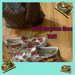 Vans Shoes - 🍭☠️🍭WOMENS VANS SIZE 7🍭☠️🍭